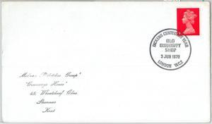 61566 - GREAT BRITAIN - POSTAL HISTORY - SPECIAL POSTMARK : 1970  Dickens London