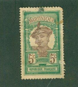 MARTINIQUE 65 USED BIN$ 0.40