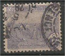 TUNISIA, 1906, used 15c, Plowing Scott 36