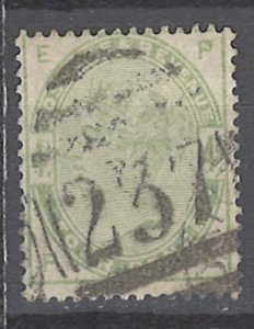 COLLECTION LOT # 2242 GREAT BRITAIN #103 1884 CV=$210