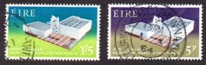 IRELAND 194-5 USED SCV $6.25 BIN $2.50 BUILDING