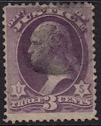 United States, Official #O27, Justice, used, CV $35.00, see description
