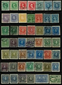 Venezuela 48 Mint and Used, some faults - G109