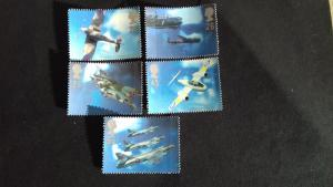 Great Britain 1997 Aircrafts Mint