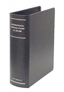 New Regular Scott International Stamp Album 2-Post Binder & Slipcase (Small)