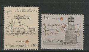 FINLAND-MNH** STAM-EUROPA CEPT-1979.