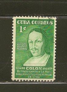 Cuba 387 Columbus Used