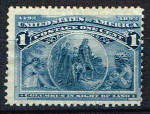 United States MH Scott 230