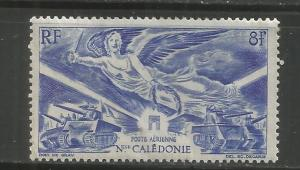 FRENCH COLONIES, C14, NG, ANGEL CALEDONIE