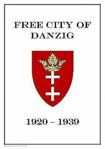 FREE CITY OF DANZIG (GDANSK, POLAND) 1920-1939