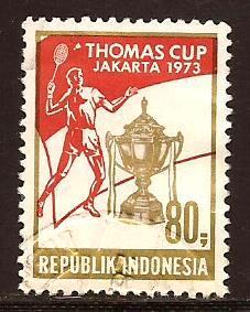 Indonesia  #  839  used