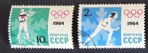 Sports, USSR, (№1464-Т)