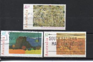 Australia 1419-1421 used