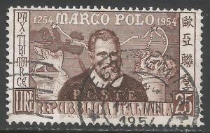ITALIA 655 VFU N166-4