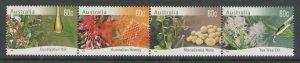 AUSTRALIA SG3596a 2011 NATIVE PLANTS MNH