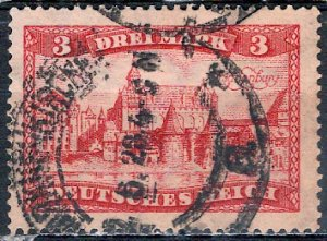Germany; 1924: Sc. # 339: O/Used Single Stamp