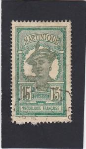 Martinique  #  71