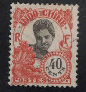 French Indo-China Scott 112 used