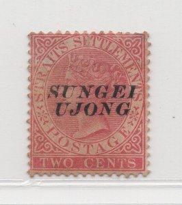 Malaya Sungei Ujong - 1885-90 - SG38 - 2c - MH #636