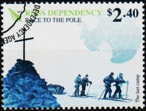 Ross Dependency. 2011 $2.40 Fine Used