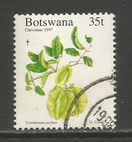 Botswana   #651  used  (1997)
