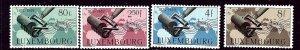 Luxemburg 261-64 MNH 1949 UPU