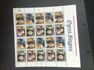 MOMEN: US STAMPS # 32c SHEET MINT OG NH LOT #39883