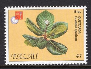 Palau 417 Flower MNH VF