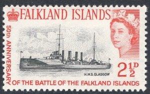 FALKLAND ISLANDS SCOTT 150