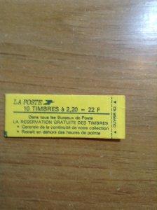 France Yvert&Tellier2376-C9 Conf 7