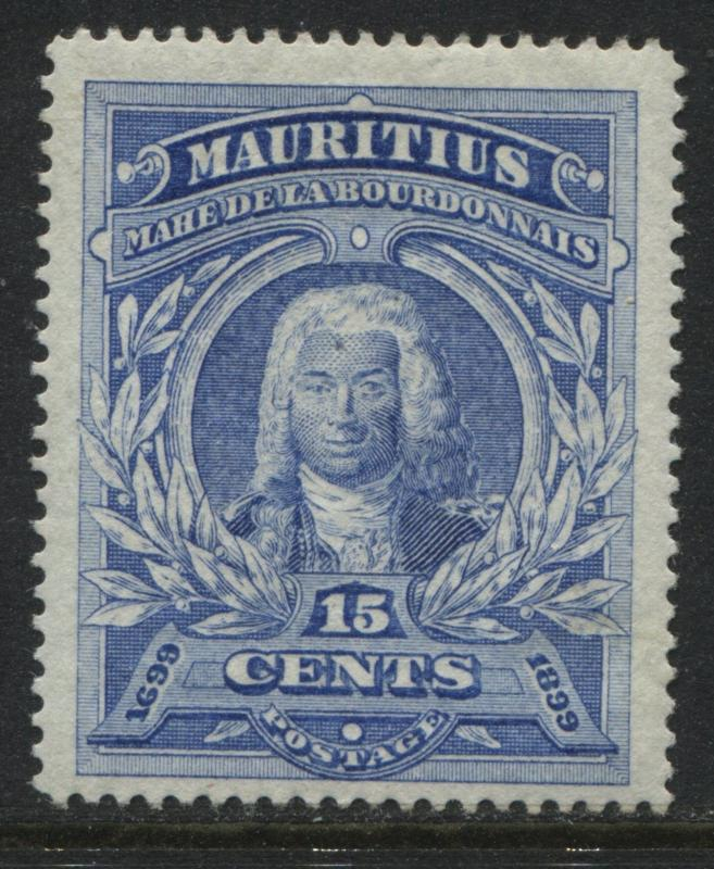 Mauritius 1899 15 cents Admiral mint o.g.