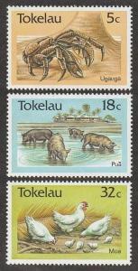 132-134,MNH Tokelau