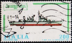 Italy. 1980 200L S.G.1692 Fine Used