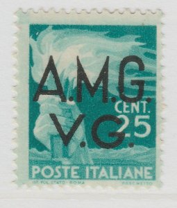 Allied Military Trieste Zone A 1945-47 25c MNH** Stamp A19P50F112