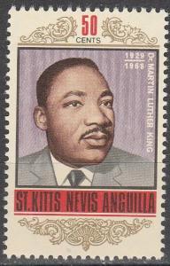St Kitts-Nevis #190  MNH   (S6851)
