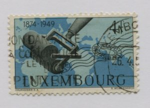 LUXEMBOURG  263  USED