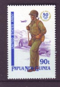 J21888 Jlstamp 1992 png hv of set mnh #793 soldier