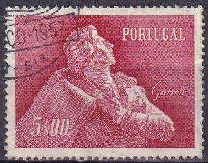 Portugal #827  F-VF Used CV $10.50   (Z3225)