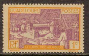 Guadeloupe   #96  MNH  (1928)  c.v. $0.25+