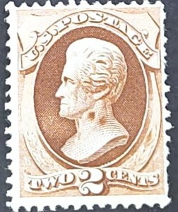 Sc 146 clean and fresh looking stamp, back is clean short and missing perfs