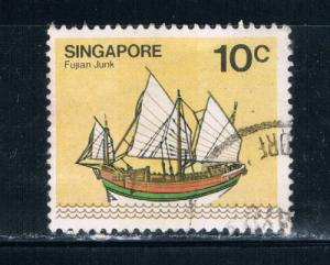Singapore  338 Used Boats (S0278)