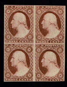 Scott #11A VF-OG-NH. With 2019 PSE certificate. A great showpiece.