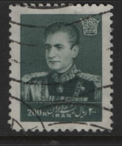 IRAN 1125  USED SHAH