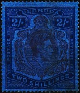 Bermuda. 1938 2s  S.G.116c Fine Used