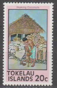 Tokelau Is #54 MNH F-VF (ST1793)