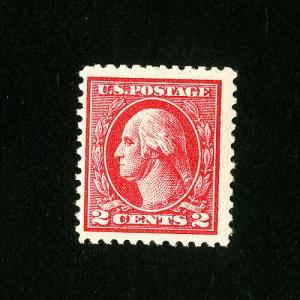 US Stamps # 527 VF Fresh OG NH Scott Value $40.00