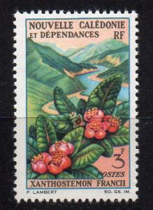 NEW-CALEDONIA - FLOWERS - XANTHOSTEMON FRANCII - 1964 - 3f -