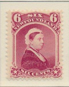 Newfoundland (Canada) Stamp Scott #36, Mint Never Hinged - Free U.S. Shipping...