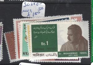 PAKISTAN  (P2412B)  SG   240-50   MOG