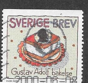 Sweden #2295 (U) CV $1.25